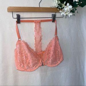 Victoria's Secret lace bra with jewels 💎NWOT